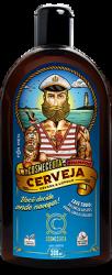 Shampoo Masculino Barba Cabelo Bigode Lúpulo e Cerveja Vegano 300ml