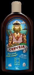 Condicionador Masculino para Barba Cabelo Lúpulo e Cerveja 300ml Vegano Cosmeceuta