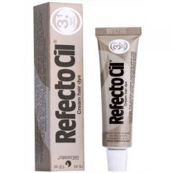 Refectocil 3.1 Castanho Claro 15ml Tintura para Cílios Sobrancelhas Barba